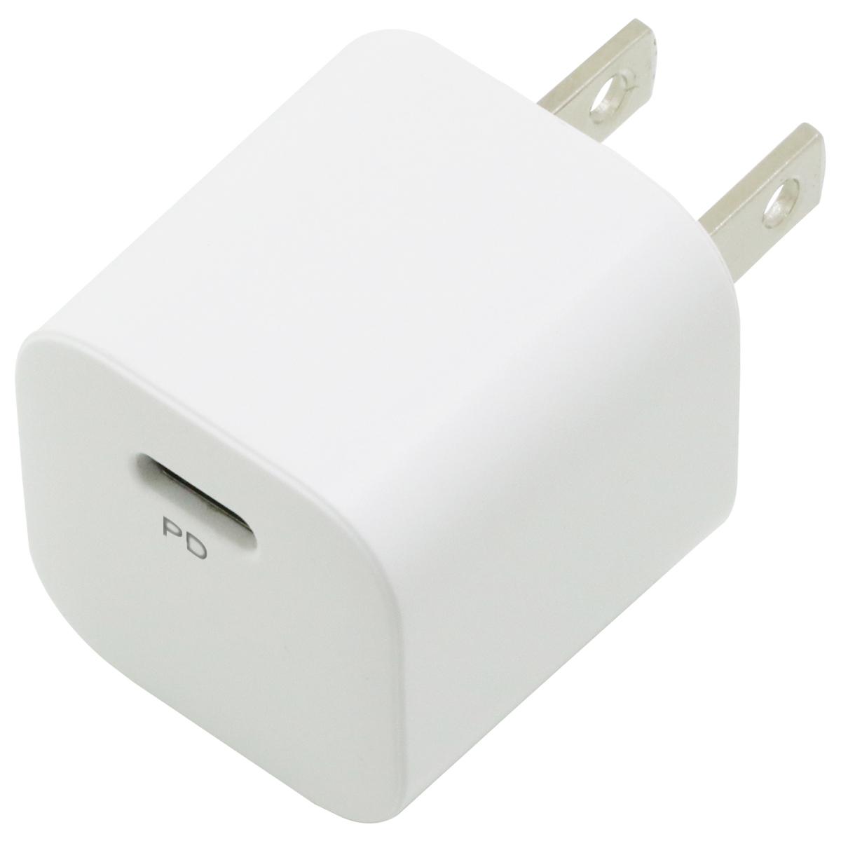 エコパッケージ版PD対応Type-Cポート極小AC充電器20W S